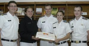 2013 Graduating Cadets