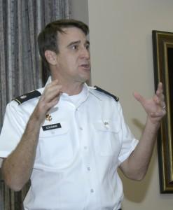 Lt. Col. Brad Coleman