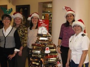 Holiday Greetings from Preston Library!